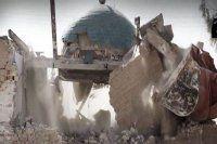 IŞİD türbeleri yıktı