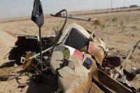 Irak ordusuna ait uçaklar IŞİD tarafından düşürüldü