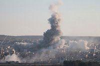 IŞİD hedefleri son iki günde 39 kez vuruldu