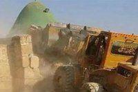 IŞİD Hazreti Davud'un türbesini yıktı