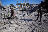 IŞİD'in ilerlemesi yavaşladı