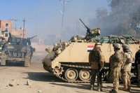 IŞİD'e karşı en büyük operasyon gerçekleştirildi