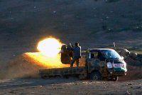 IŞİD ve ÖSO çatışıyor, bu görüntü psikolojilerini bozdu