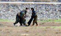 IŞİD YPG'lileri böyle vurdu
