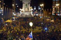 İspanya'da bağımsızlık yanlılarına karşı eylem