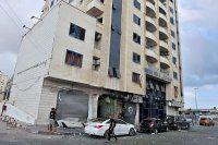 İsrail AA'nın Gazze ofisini ikinci kez vurdu