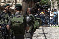 İsrail'den Mescid-i Aksa'ya girişe sınırlama