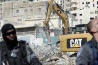İsrail Doğu Kudüs'teki yıkımlara devam ediyor