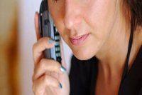 Genç kızdan polise şoke eden telefon!