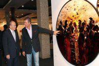 Topbaş' İstanbul bir sanat merkezi olma yolunda'