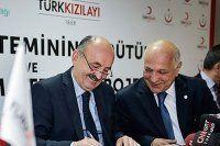 Kan ürünleriyle ilgili 2 protokol imzalandı