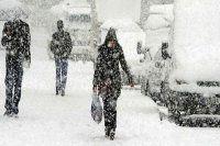 Dikkat, Meteoroloji'den kar yağışı uyarısı