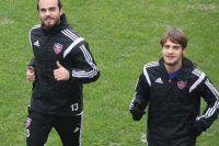 Karabükspor'da kupa maçı hazırlıkları