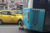 Taksim'de insanın içini sızlatan görüntü