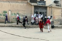Esad çocukları vurdu, 12 ölü