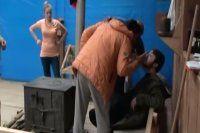 Acun'un programı Ütopya'da tekme tokat kavga çıktı