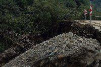 Sri Lanka'da toprak kayması, 10 ölü, 250 kayıp