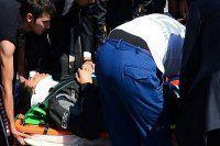 Başbakan Erdoğan'ın korumaları kaza yaptı