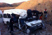 Malatya'da katliam gibi kaza, 6 ölü
