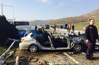 İzmir'de katliam gibi kaza, 6 ölü