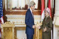 John Kerry Erbil'e gidiyor