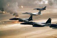Koalisyon uçaklarından IŞİD'e 23 yeni hava saldırısı