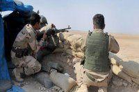 Kobani'ye giden Peşmerge IŞİD'e karşı atağa geçti