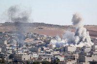 Çatışmalar Kobani'nin doğu ve kuzeydoğusunda şiddetlendi