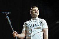 Justin Timberlake İstanbul'da konser verdi