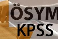 ÖSYM KPSS-2014/2 tercih kılavuzu yerleştirme işlemi ve boş kadrolar