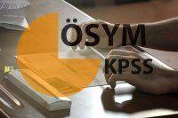 KPSS ortaöğretim ve ön lisans sonuçları açıklandı