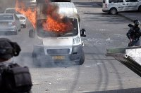 Kudüs sokaklarında 'İntifada' sesleri
