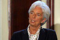 IMF Başkanı Lagarde'dan büyüme uyarısı