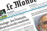 Le Monde'de toplu istifa depremi