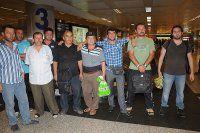 Libya'daki Türk işçilerden 36'sı yurda döndü
