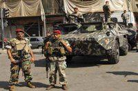 Lübnan ordusu, 3'ü Suriyeli 16 kişiyi gözaltına aldı