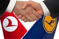 Lufthansa THY'ye yeni bir ortaklık için geliyor