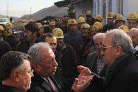 Maden ocağı sahibi, CHP'lileri kovdu