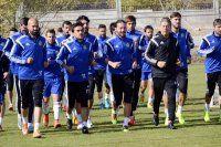 Yeni Malatyaspor hazırlıklara başladı