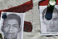 Meksikalı kayıp öğrenciler için para ödülü