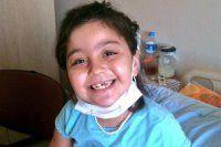 Lösemi hastası Melis'e kemik iliği nakli yapıldı