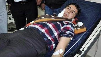 Mersin'de saldırgan, avukatın boğazını kesti