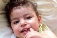 Minik Muhammet için ailesi çare arıyor