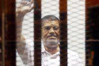Mursi'nin davası 20 Eylül'e ertelendi