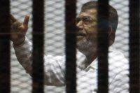 Mursi 'alıkonulduğu yerlere' dair ilk kez konuştu