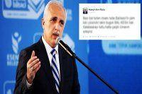 Hüseyin Avni Mutlu'dan ilginç Galatasaray tweeti!