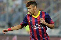 Neymar bir döndü tam döndü