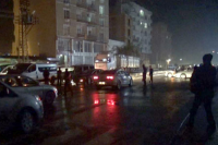 Cizre'de gergin gece, polis müdahale etti