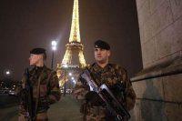 Fransız ordusu Paris'e indi