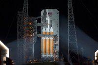 Orion atmosfere fırlatıldı